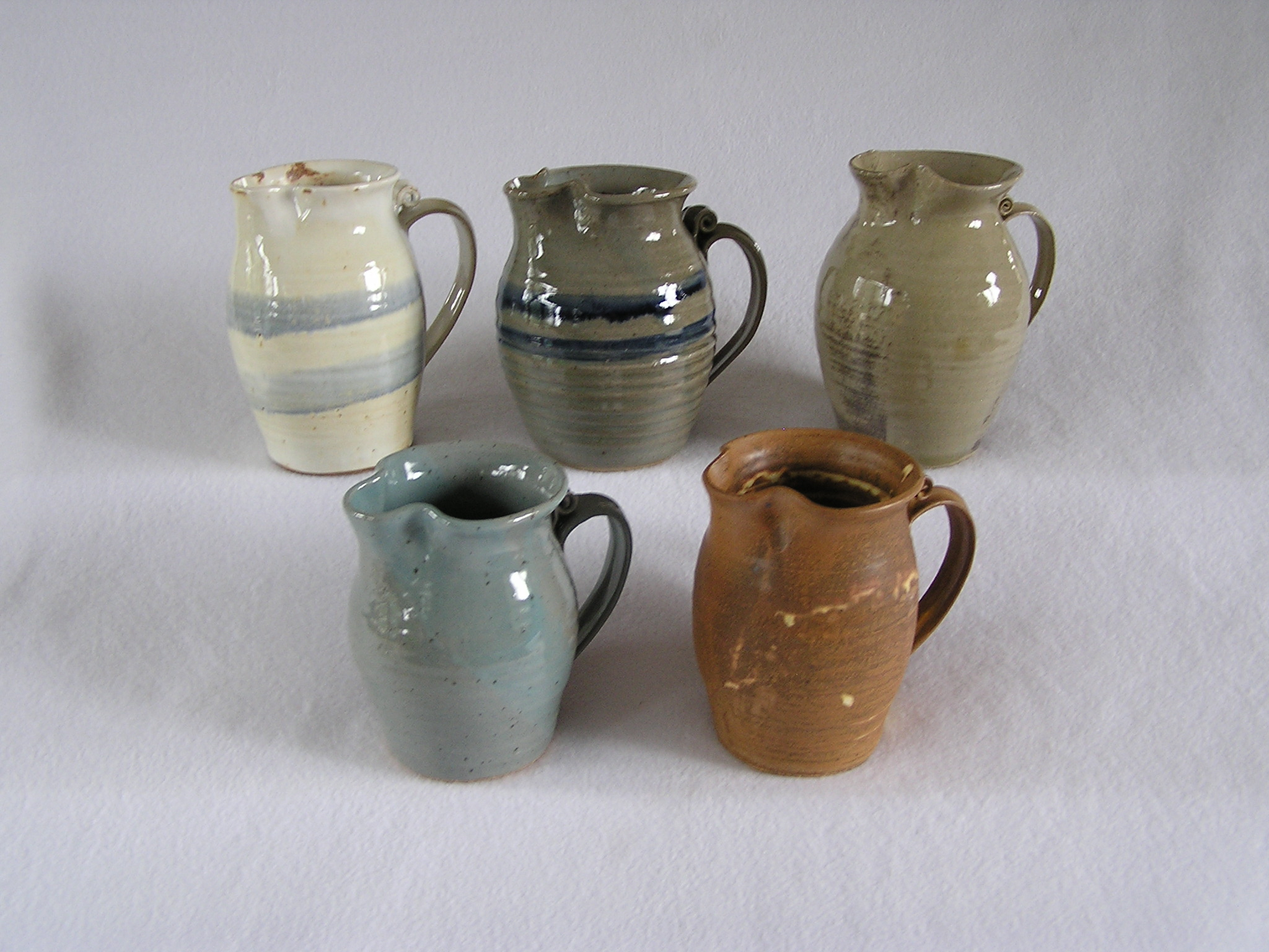 Pitcher- 6 in Group A Assorted ($25 each