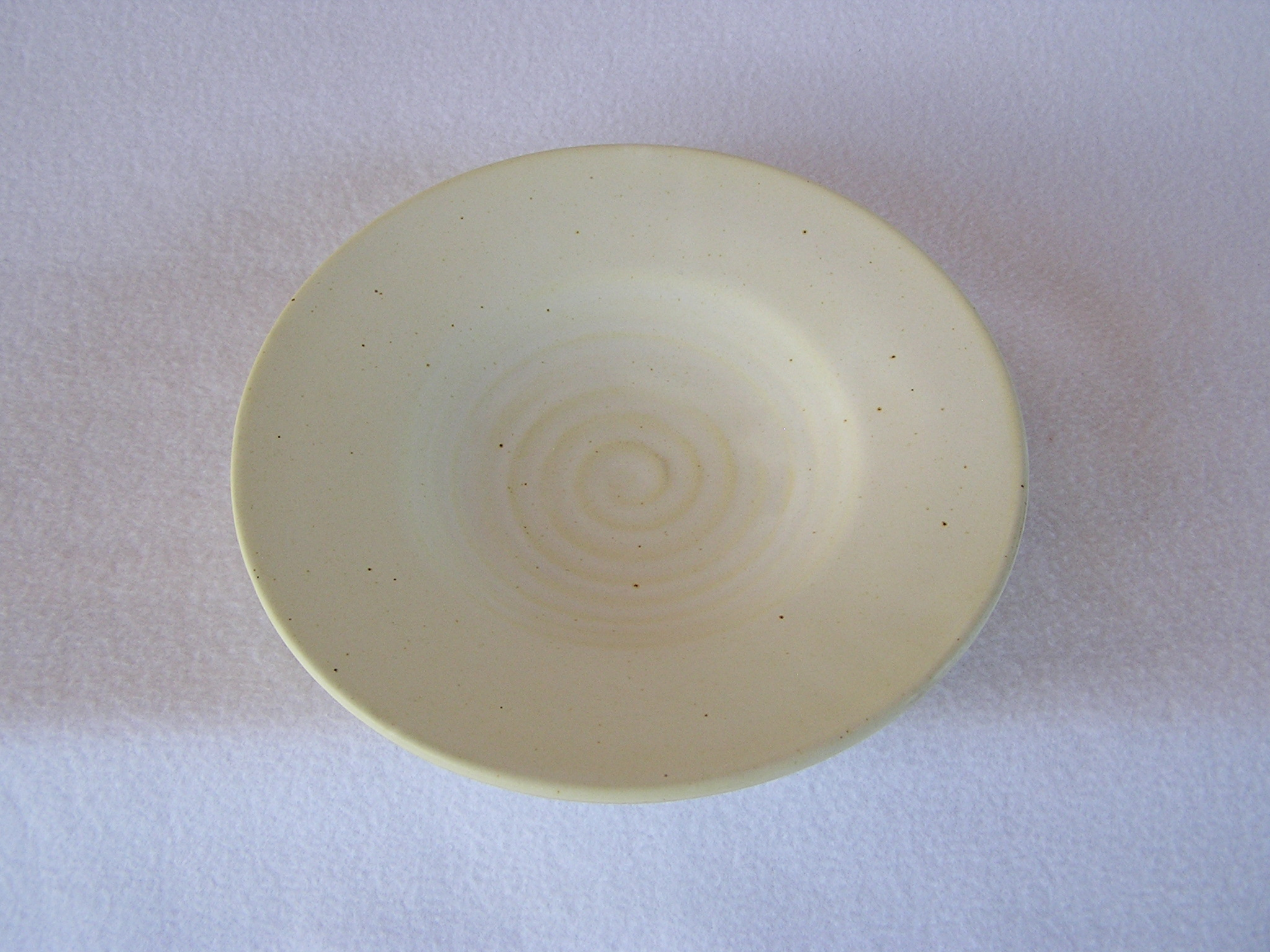 Dish- 9 in Shallow Flared Rim Group A
