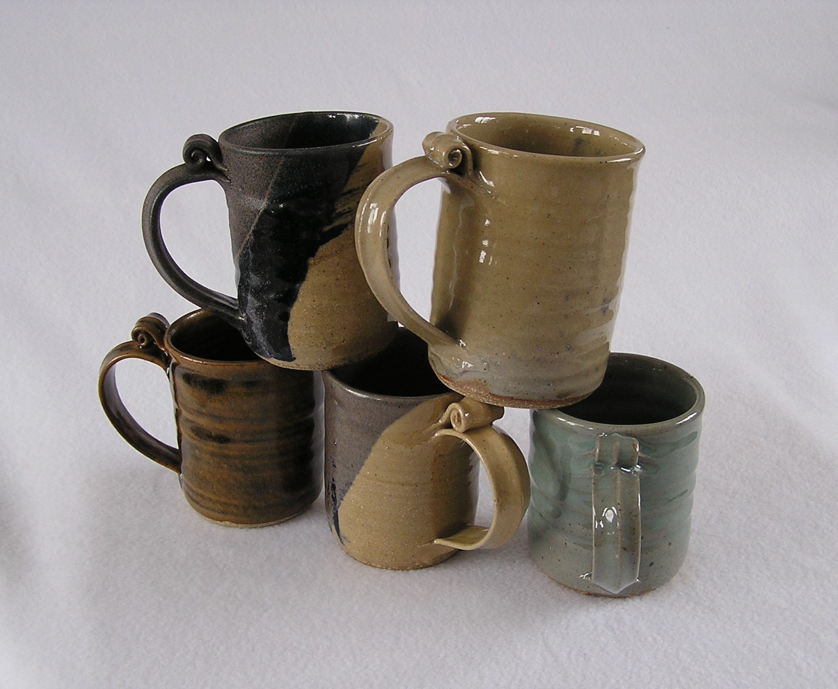 Mug- Orphans 4x3 and 4.5x3 in ($9 each).