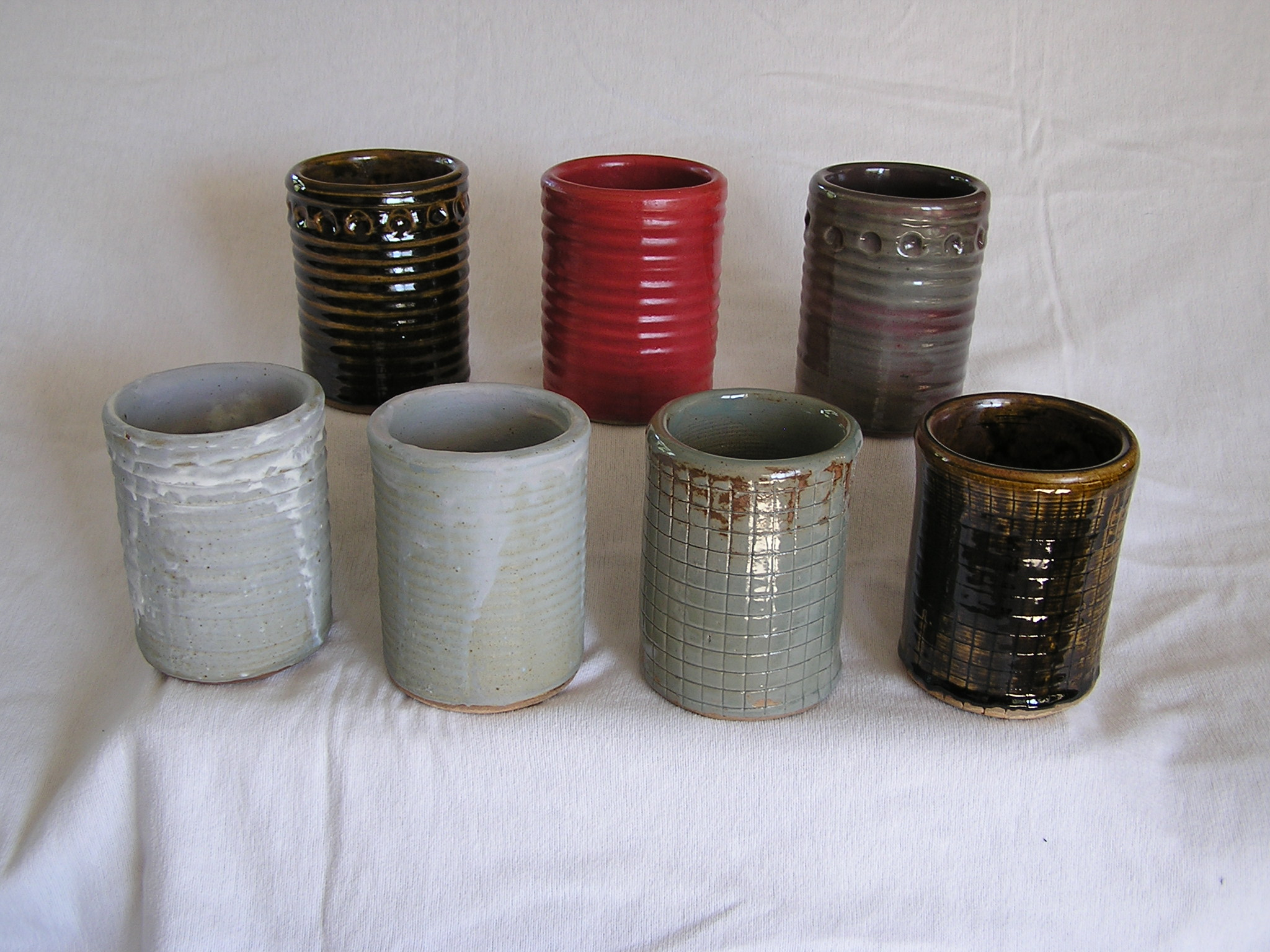 Wine Cylinder- Group G 6 in Assorted ($2