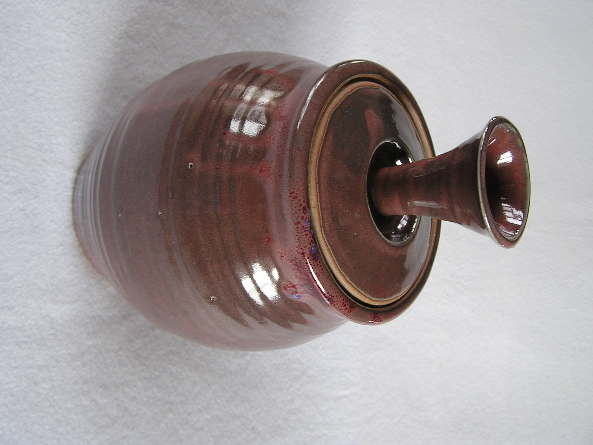 Canister- 8 in Group C.4 Burgundy 6
