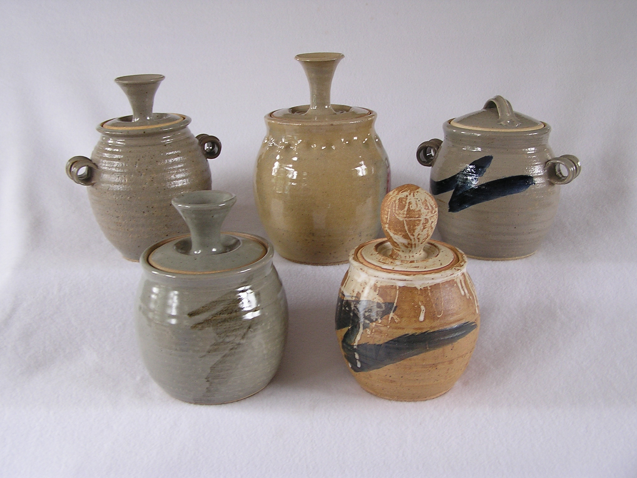 Canister- 7 in Group A Assorted ($35 eac