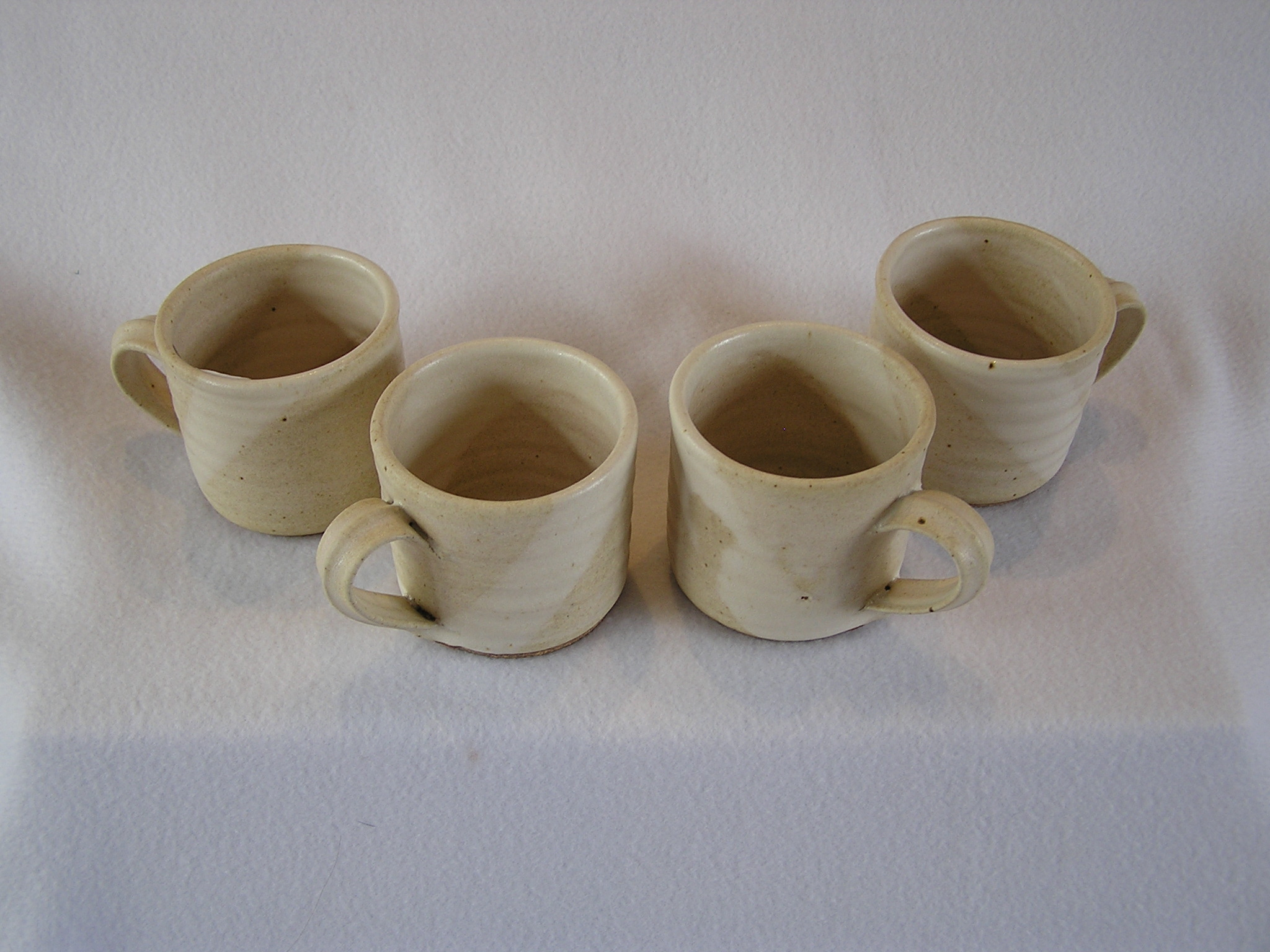 Cup- Coffee, Set of 4 Group A