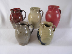Pitcher- 8 in Group A Assorted ($45 each
