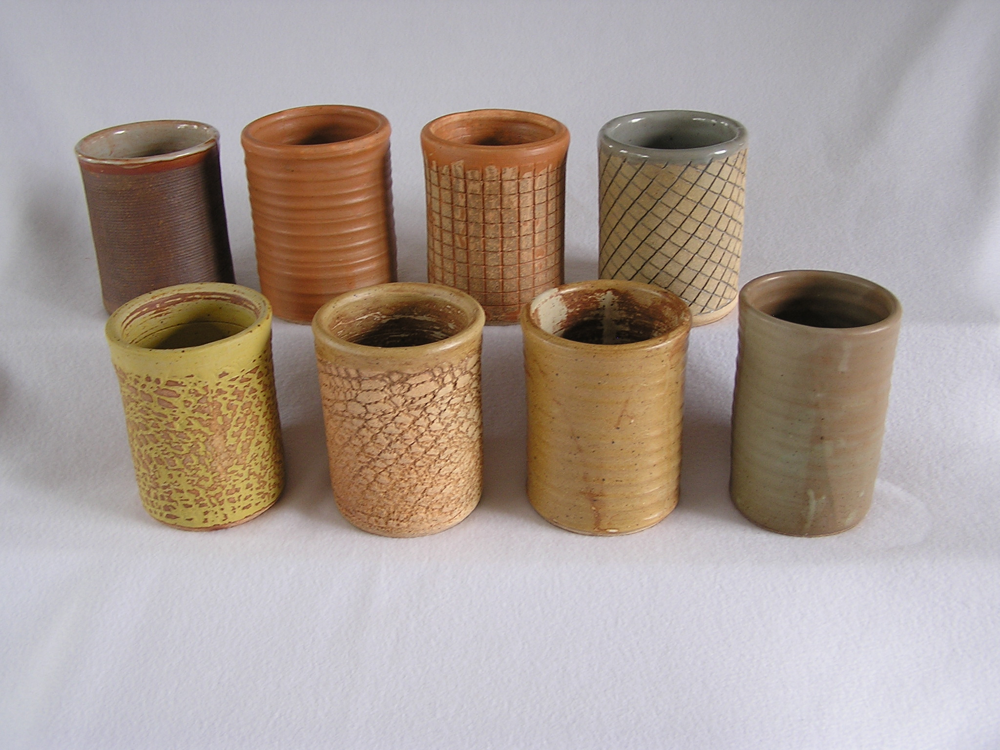 Wine Cylinder- Group B 6 in Assorted ($2