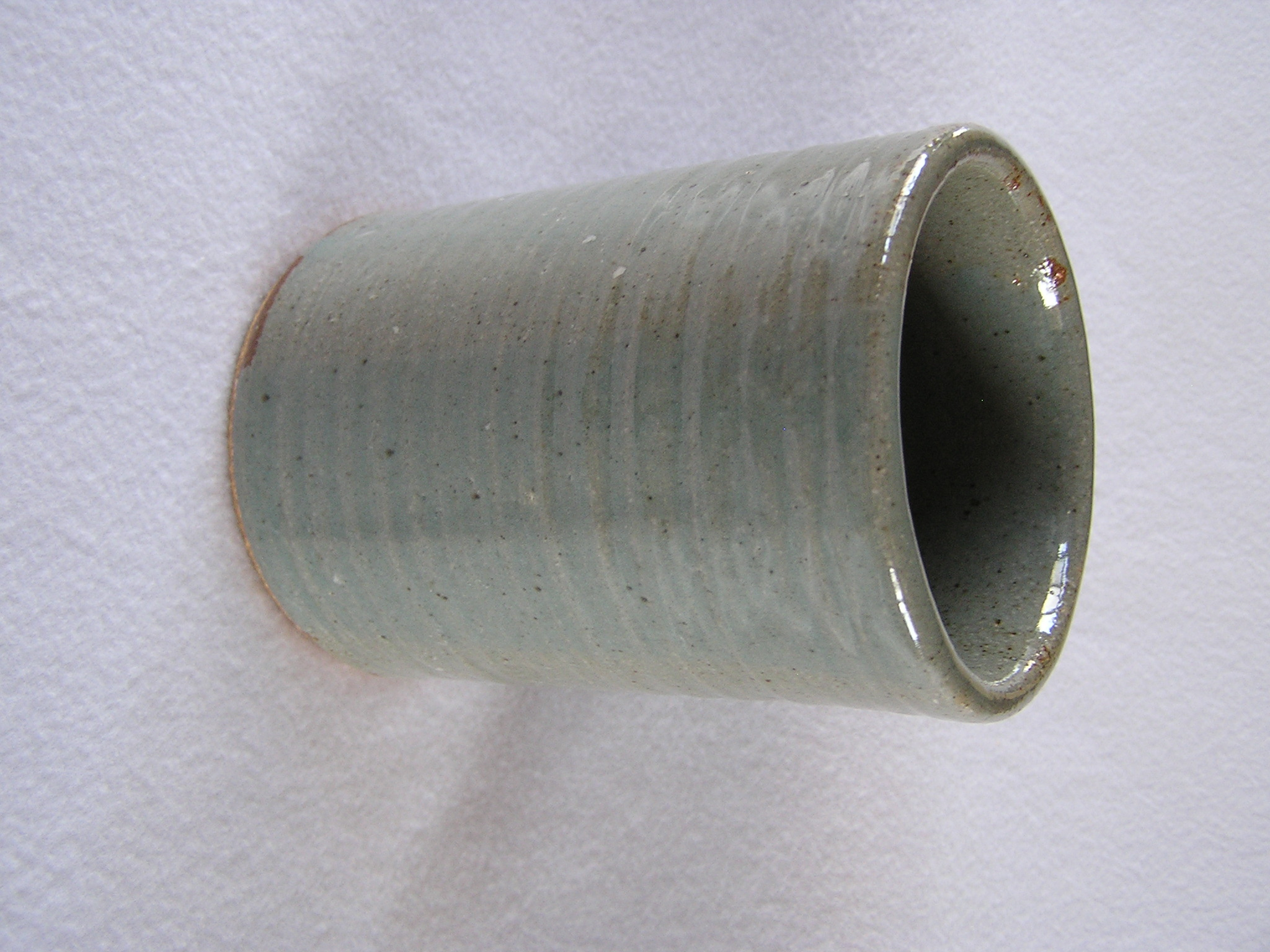 Wine Cylinder- 6 in  W034 Blue-Green (NF