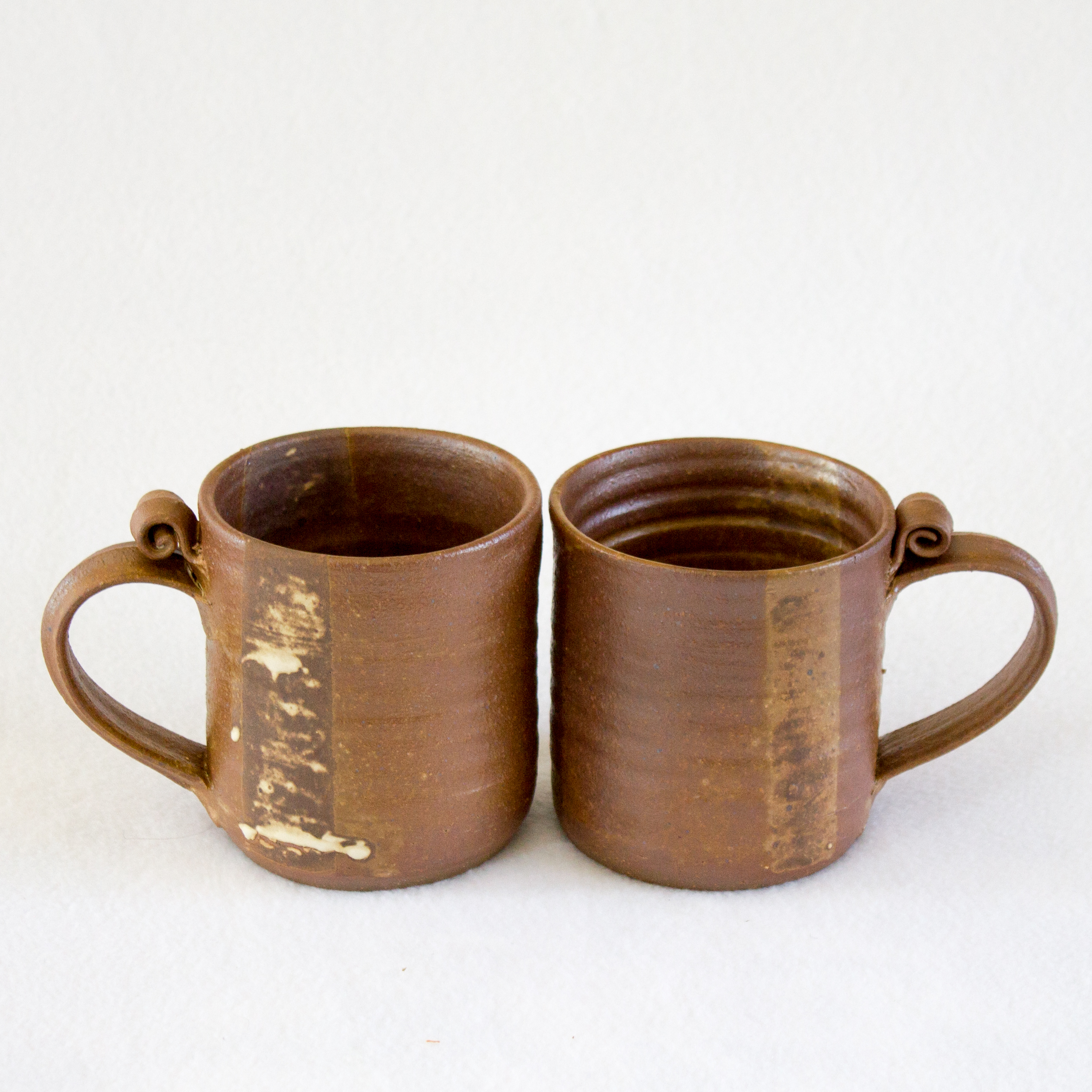Mugs- Matt Brown and Chestnut 4.5x3