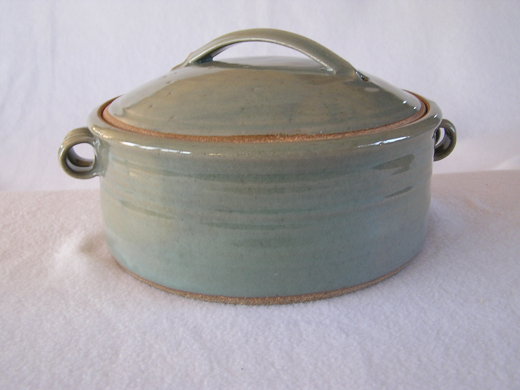 Casserole- Sea Foam Green 4