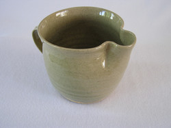 Pitcher- Microwave, Olive 5.5x6