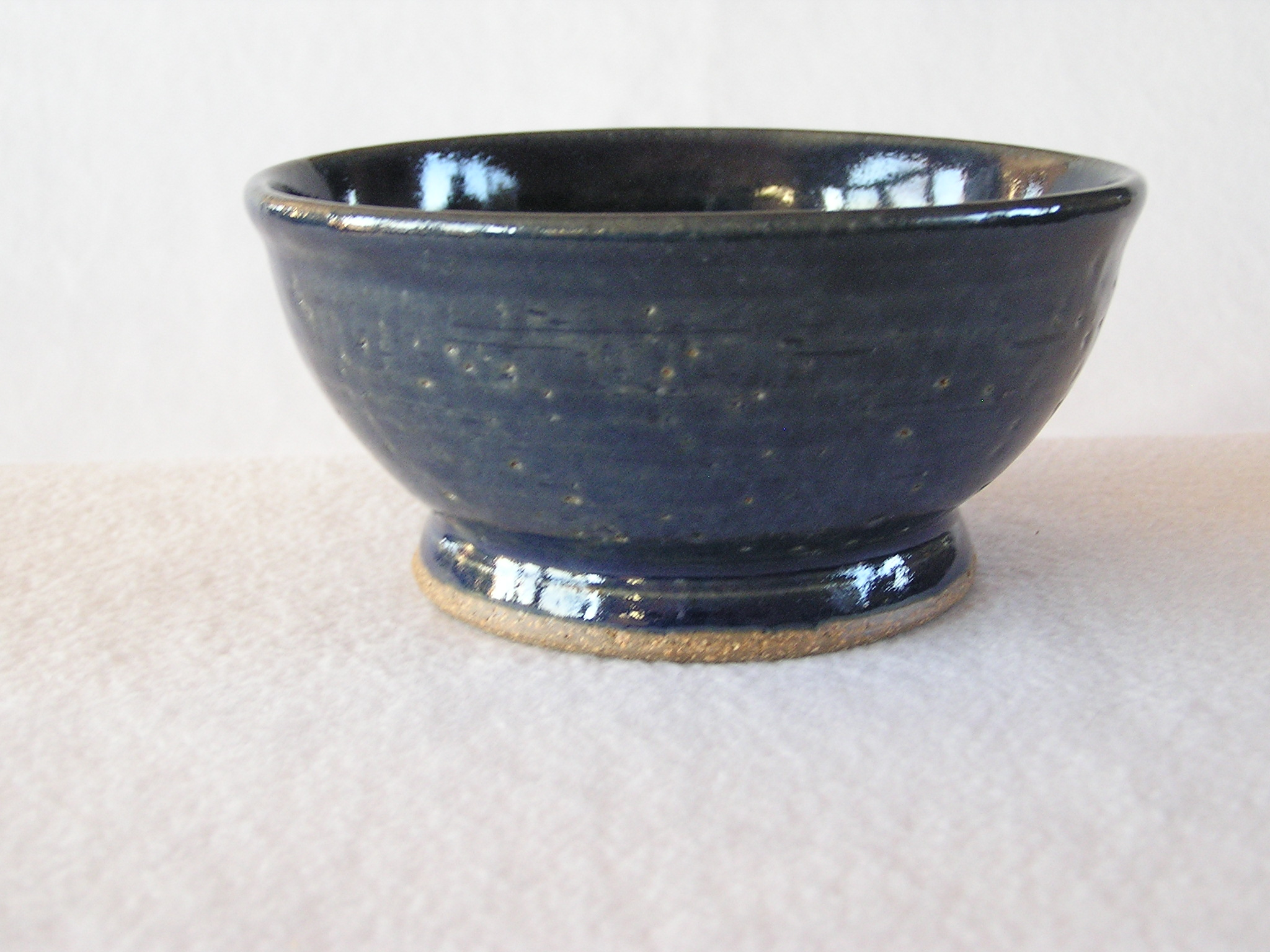 Bowl- Midnight Blue 2.5x5 in (NFS)