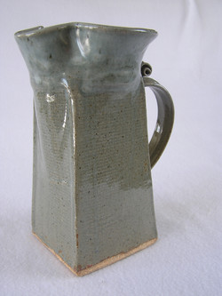 Pitcher- Rectangular, Blue-Green 8x4