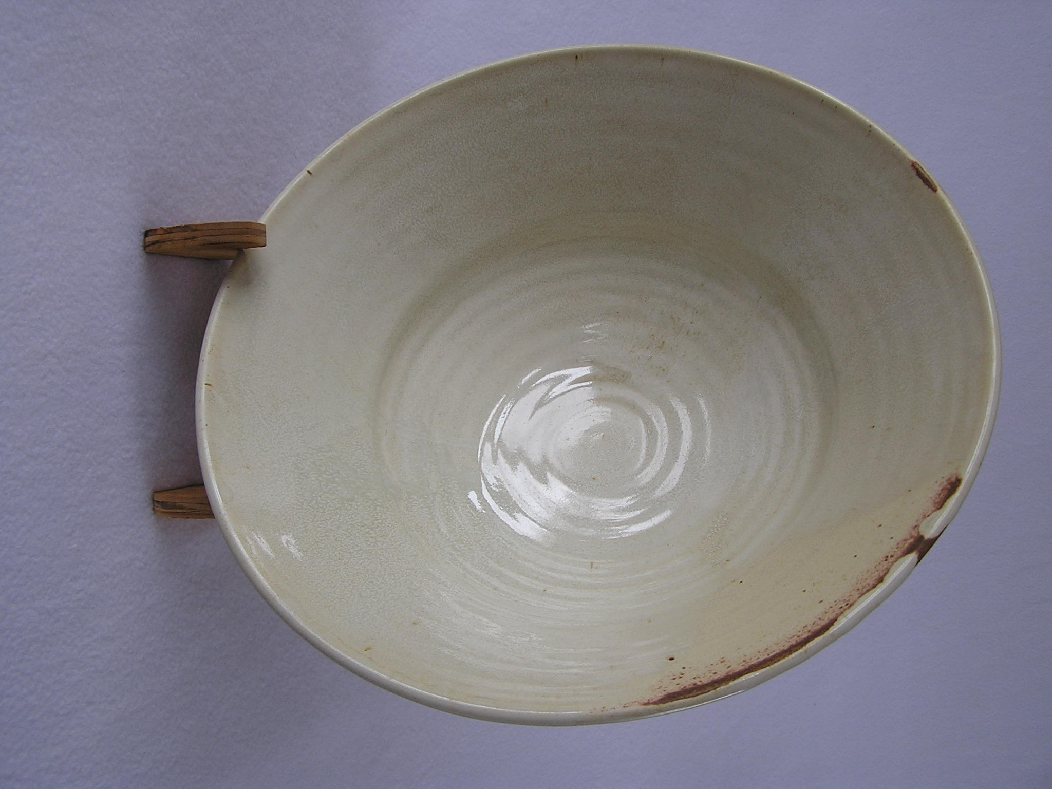 Bowl- Flared Rim, Butter Cream 4