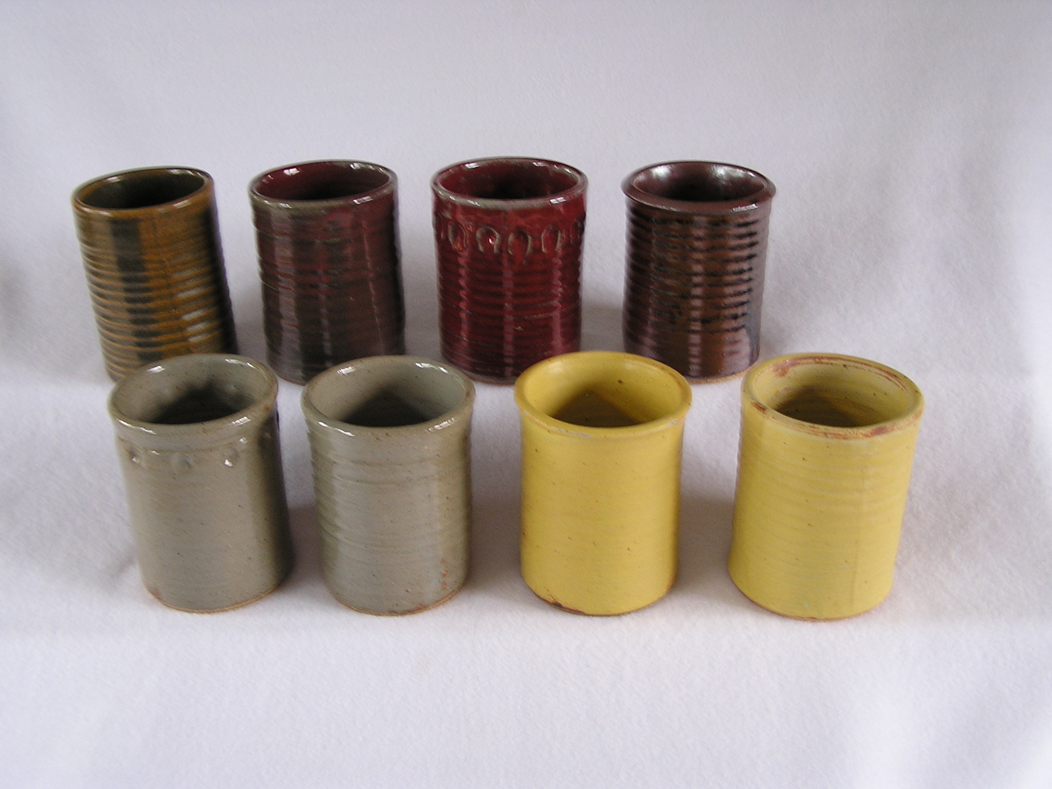 Wine Cylinder- Group A 6 in Assorted ($2