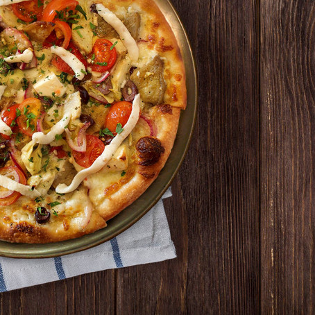 Enjoy International Pizzas All Month at Eddie's