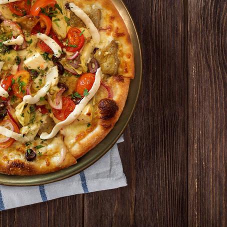 Enjoy International Pizzas All Month at Eddie's