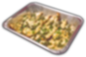 Chicken Piccata Tray