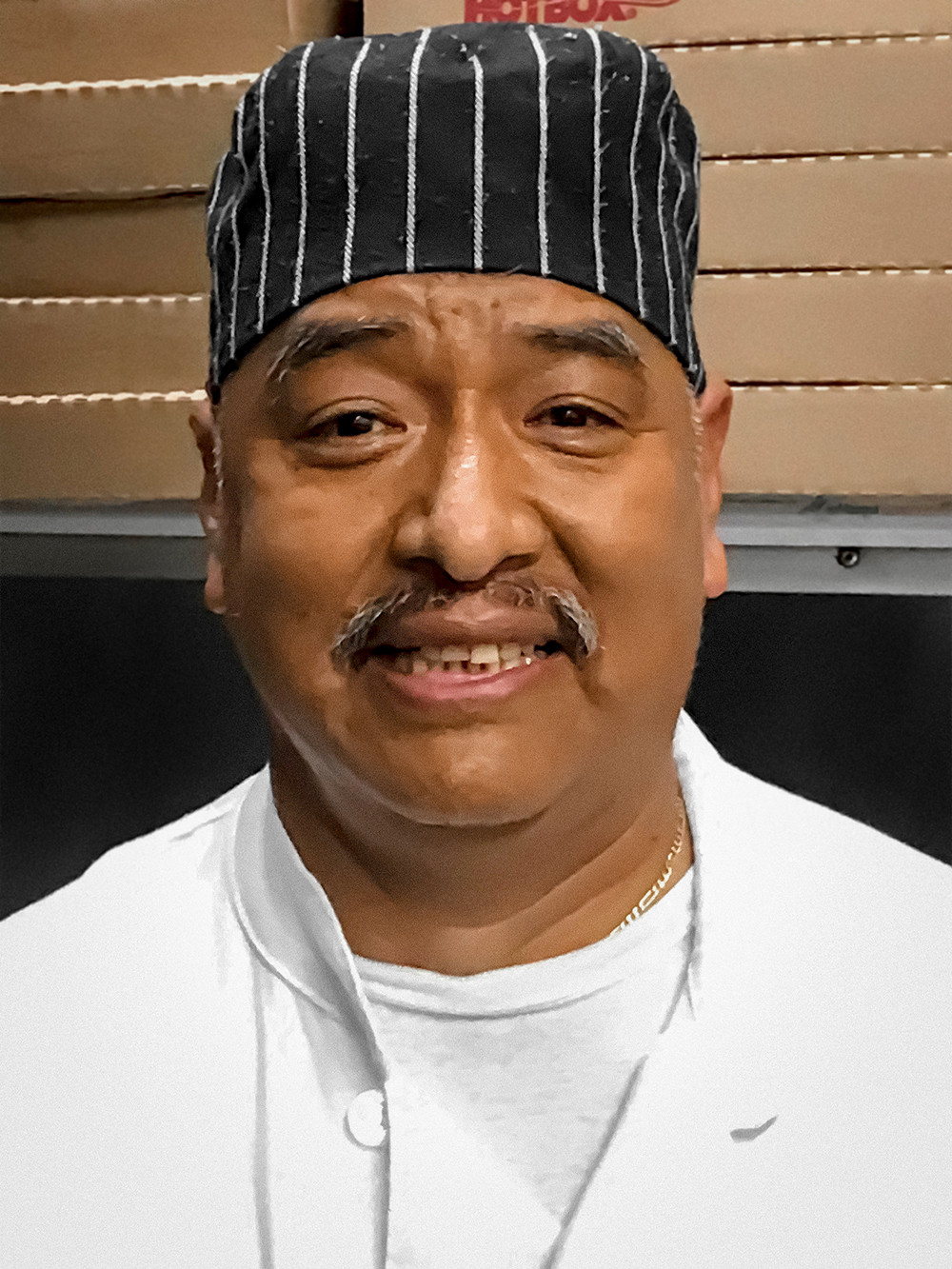 Chef Frank Urbina: In the Kitchen at Spaghetti Eddie's for 29 Years
