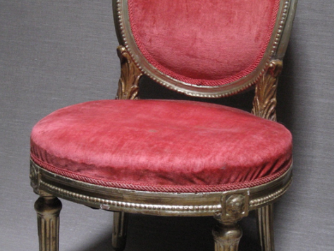 18th century Italian Chairs (x4) circa 1775