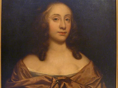 Mary Beale 17th century portrait