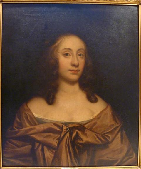 Mary Beale 17th century portrait