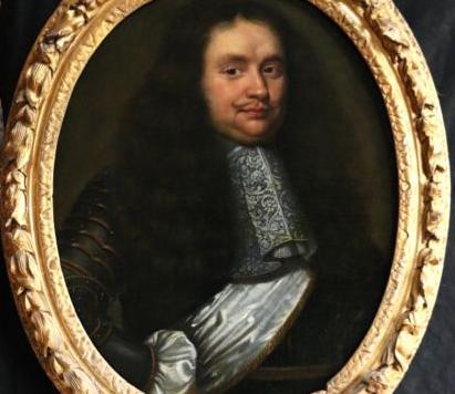 17th Century Portrait of a Nobleman