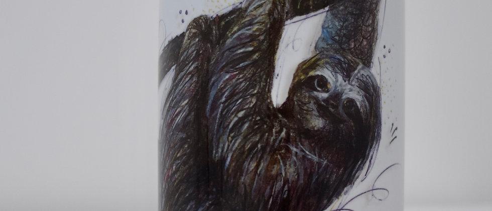 """""""Sloth"""" Ceramic Mug"""