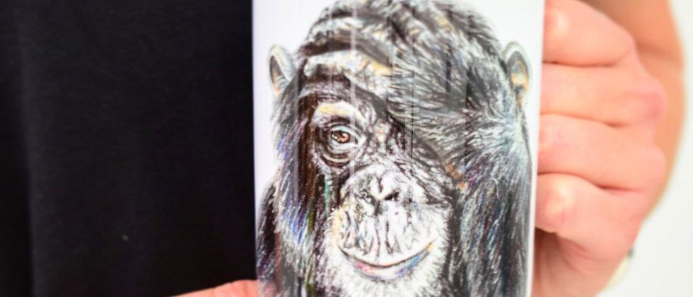 """Monkey"" Ceramic Mug"
