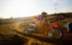 Фотография на мотоциклетист