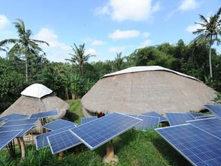 A incrível escola sustentável