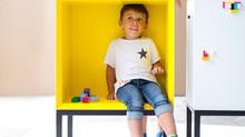 Já pensou em ter móveis de Lego?