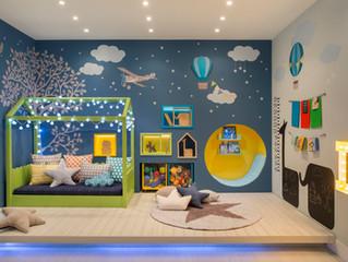 Quarto Infantil Montessoriano (Lindo, lúdico e encantador) - Como Fazer