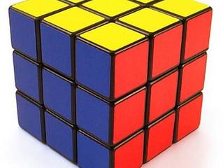 Cubo mágico: criação de um professor de arquitetura - Conheça a história