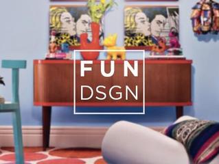 Fun Dsgn: Ambientes Pop e coloridos, entenda como fazer