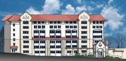 Freeman Hall Conceptual Elevation