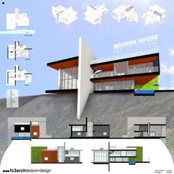 Modern House Concept