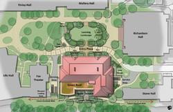CELS Conceptual Site Plan