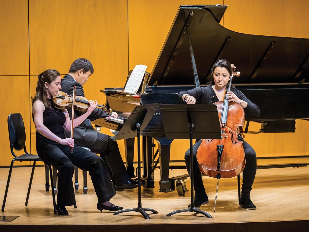 Cali School of Music (Interior)