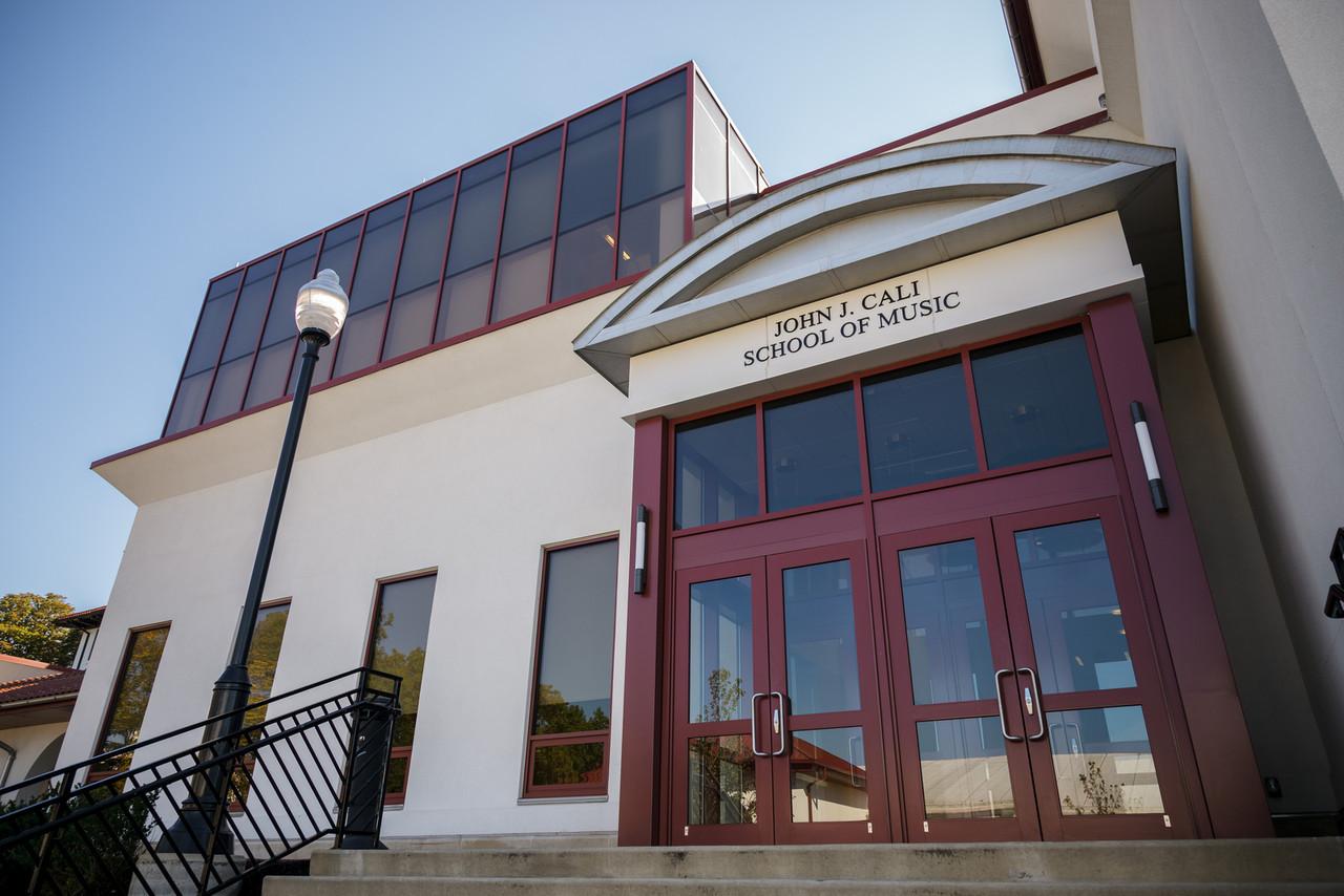 Cali School of Music (Exterior)