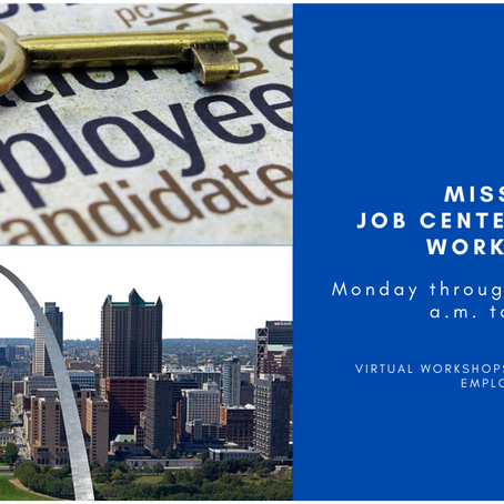 Missouri Virtual Workshops
