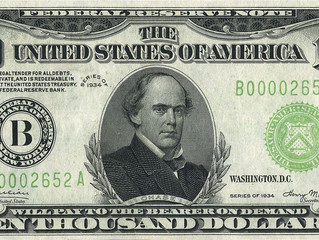 10k Dollar Bill?!! Get your piece of it!