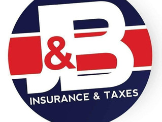 We Want To Help You Stay Safe. We Can Provide Insurance and Income Tax Solutions By Phone or Email.