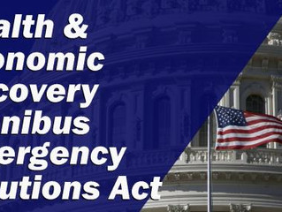 2ND POSSIBLE STIMULUS PAYMENTS COULD BE ON THE WAY.