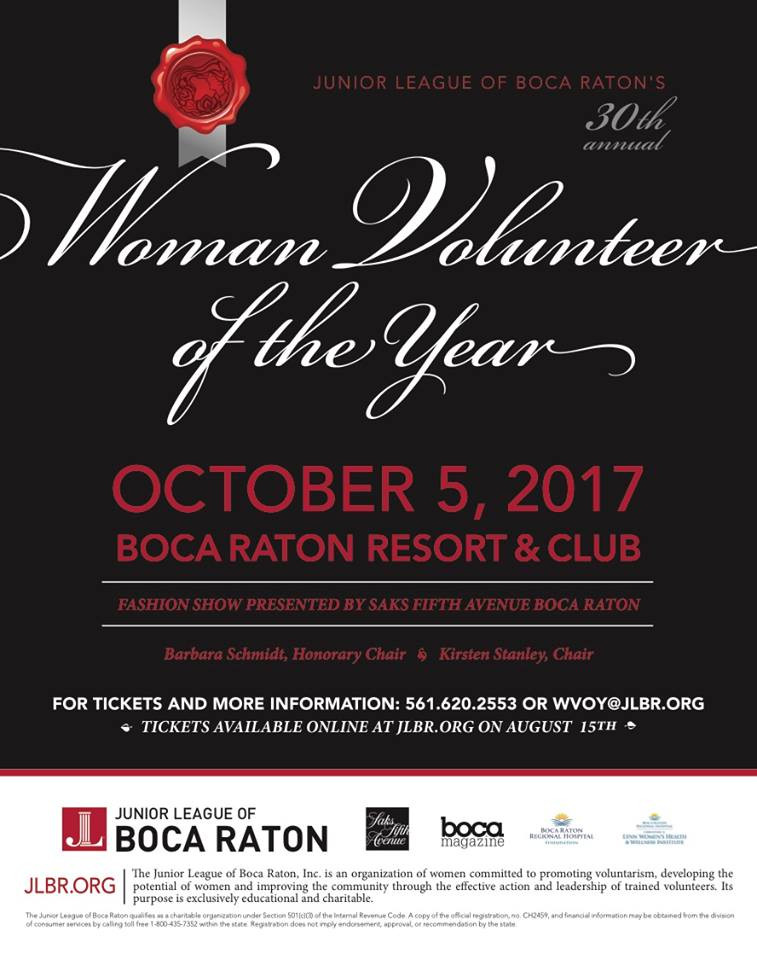 Woman Volunteer of the Year Luncheon