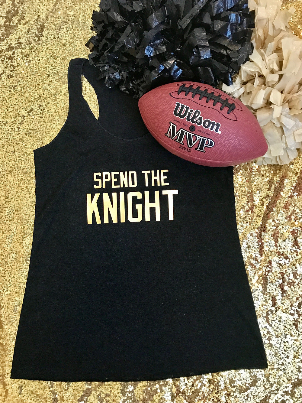 Spend the Knight Tank