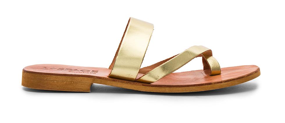 Iris Slide Sandal