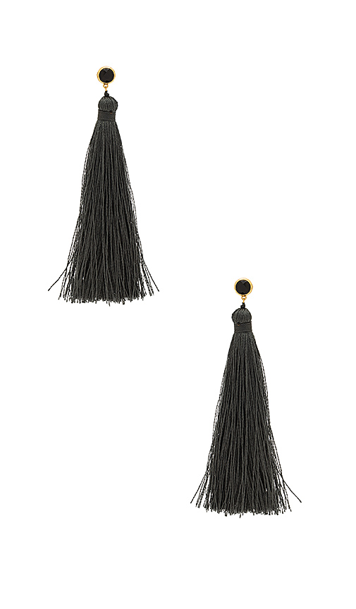 Tulum Tassel Earrings