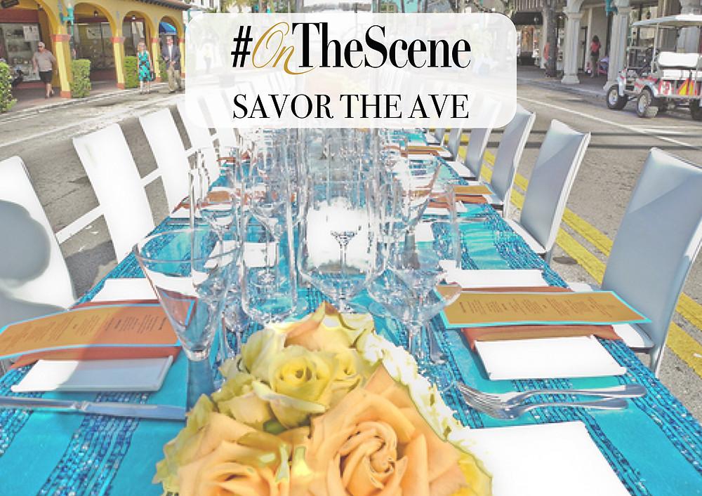 Savor the Avenue