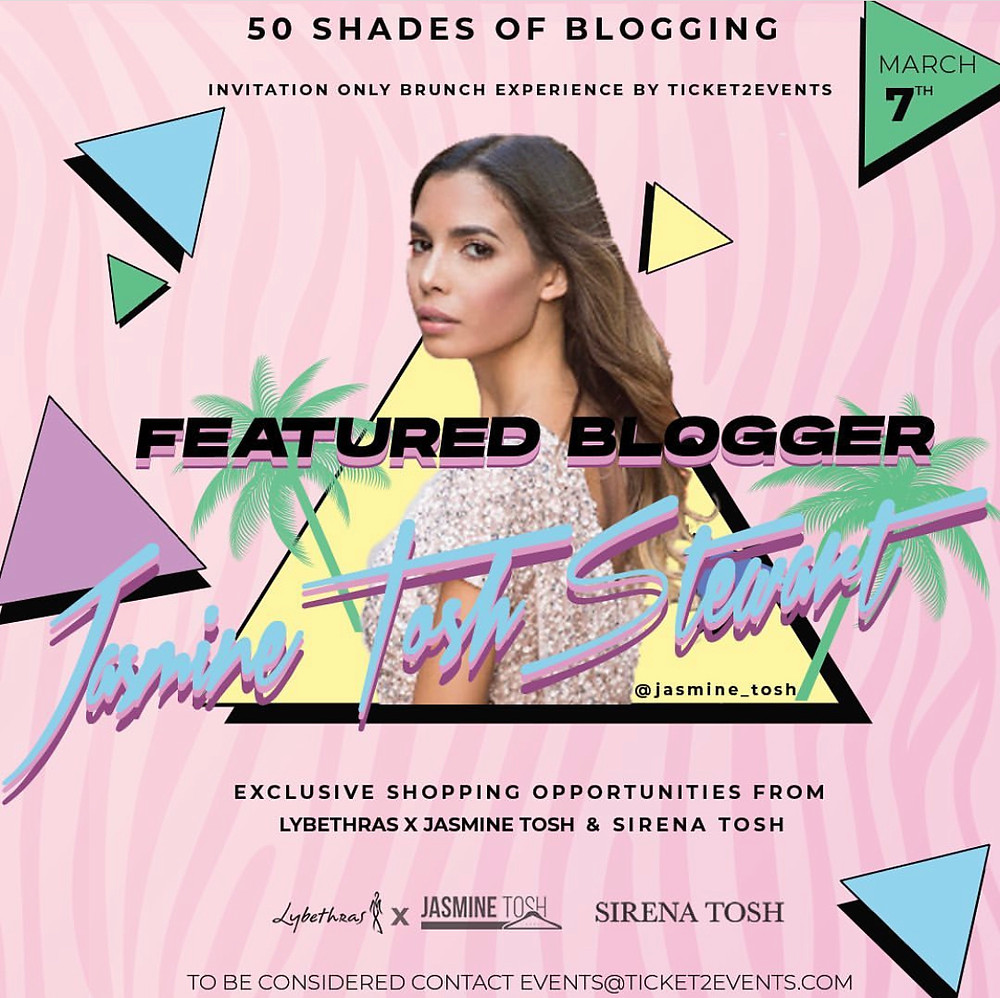 50 Shades of Blogging | THIS SATURDAY