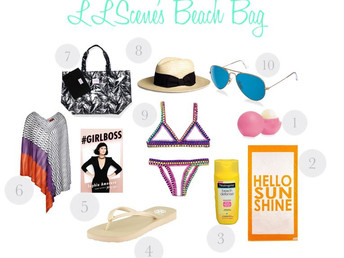 Boca Beach Club - Beach Bag Essentials