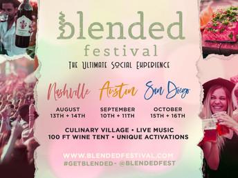 Austin's Blended Festival